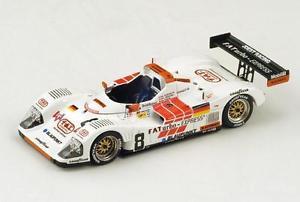 【送料無料】模型車 モデルカー スポーツカー ポルシェ#マティーニルマンスパークporsche twr wsc 8 alboretomartinitheys le mans 1996 spark 143 s4179