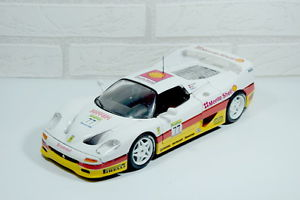 【送料無料】模型車 モデルカー スポーツカー フェラーリレーシングバージョンモンテシェルferrari f50 118 rennversion umbau monte shell