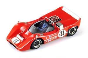 【送料無料】模型車 モデルカー スポーツカー マクラーレン#チェンラスベガススパークmclaren m6b 11 motschenbacher las vegas 1968 spark 143 s1112 ***rare***
