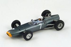 【送料無料】模型車 モデルカー スポーツカー #モナコスパークbrm p261 7 rginther gp monaco 1964 spark 143 s1157