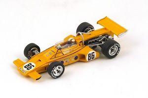 【送料無料】模型車 モデルカー スポーツカー マクラーレン#インディスパークmclaren m16 86 prevson indy 500 1971 spark 143 s3140