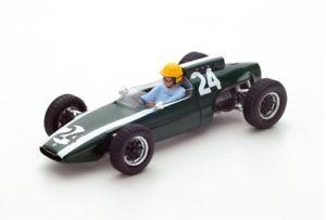 【送料無料】模型車 モデルカー スポーツカー クーパー#フランススパークcooper t60 24 tmaggs 2nd cpfrance 1962 spark 143 s4803