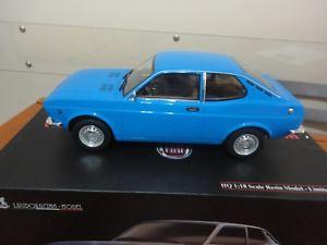【送料無料】模型車 モデルカー スポーツカー フィアットクーペ118 fiat 128 coupe