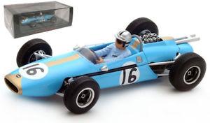 【送料無料】模型車 モデルカー スポーツカー スパークブラバム#ドイツグランプリジャックブラバムスケール