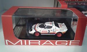 【送料無料】模型車 モデルカー スポーツカー ランチアフランスlancia stratos totaltour de france auto 1981 hpi 143