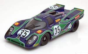 【送料無料】模型車 モデルカー スポーツカー ポルシェ#ワトキンスグレン118 norev porsche 917k 35, 6h watkins glen vlenneplarrousse 1970