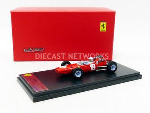【送料無料】模型車 モデルカー スポーツカー フェラーリモナコグランプリlooksmart 143 ferrari 158 f1 gp monaco 1965 lsrc12