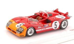 【送料無料】模型車 モデルカー スポーツカー アルファロメオ#タルガフローリオalfa romeo tipo 333 5 vaccarellahezemans 1 targa florio 71tsm143124306