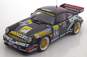 【送料無料】模型車 モデルカー スポーツカー グアテマラポルシェ#ニュルブルクリンク118 gt spirit porsche 911 964 rsr 32, 24h nrburgring 1993