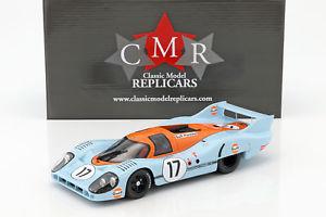 【送料無料】模型車 モデルカー スポーツカー #ルマンベルporsche 917 lh 17 24h lemans 1971 siffert, bell 118 cmr