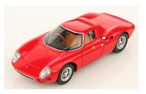 【送料無料】模型車 モデルカー スポーツカー フェラーリferrari 250lm press version red 1963 looksmart 143 lsvi01