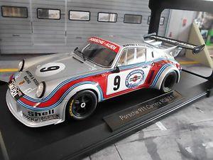 【送料無料】模型車 モデルカー スポーツカー ターボポルシェ#ワトキンスグレンマティーニporsche 911 rsr 21 turbo 9 watkins glen 1974 martini mller lennep norev 118