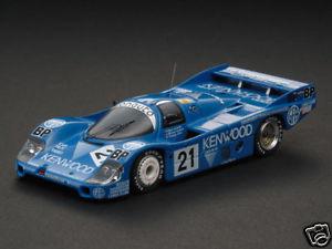 【送料無料】模型車 モデルカー スポーツカー ポルシェケンウッド#ルマンレーシングporsche 956 lh kenwood 21 3rd le mans 1983 hpi racing 143 941
