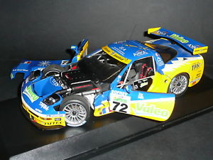 【送料無料】模型車 モデルカー スポーツカー シボレーコルベットルマンautoart 1 18 chevrolet corvette c5r lmgt1 alphand 24h mans 2006