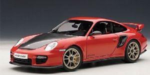 【送料無料】模型車 モデルカー スポーツカー ポルシェグアテマラautoart 118 77964 porsche 911997 gt2 rs red neuovp