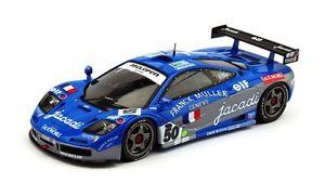 【送料無料】模型車 モデルカー スポーツカー マクラーレン#ルマンmclaren f1 gtr 50 giroixdeltrazgrouillard le mans 1995 tsm 143 124334