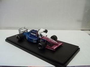 【送料無料】模型車 モデルカー スポーツカー エクスアンプロヴァンスムラージュブラバムジャッドprovence moulage sc143 brabham judd v10 bt60b gp ungheria 1992