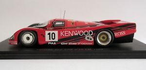 【送料無料】模型車 モデルカー スポーツカー ポルシェ#ルマンスパークkbs