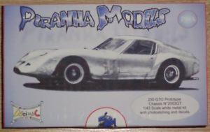 【送料無料】模型車 モデルカー スポーツカー フェラーリプロトタイプキットピラニアルフェニックスミネルバパドック