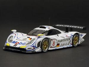 【送料無料】模型車 モデルカー スポーツカー ポルシェグアテマラ#ミュラーレーシングporsche 911 gt1 8 mllerwollek fia gt 1998 hpi racing 143 8095
