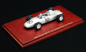【送料無料】模型車 モデルカー スポーツカー ポルシェグランプリ#ガーニーporsche 804 f1 10 dgurney winner solitude gp 1962 tsm 143 104320