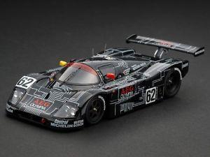 【送料無料】模型車 モデルカー スポーツカー メルセデス#ルマンレーシングsauber mercedes c9 aeg 62 le mans 1988 hpi racing 143 8066