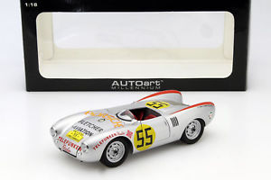 【送料無料】模型車 モデルカー スポーツカー ポルシェカレラパナメリカーナヘルマンスパイダー#porsche rs spyder 5501500 55 carrera panamericana 1954 herrmann 118 autoart