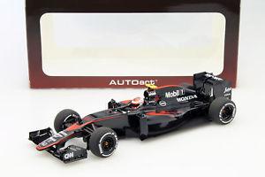 【送料無料】模型車 モデルカー スポーツカー ジェンソンバトンマクラーレン#スペイングランプリフォーミュラjenson button mclaren mp430 22 spanien gp formel 1 2015 118 autoart