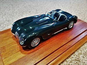 【送料無料】模型車 モデルカー スポーツカー ジャガーautoart 118 jaguar ctype very good condition