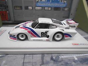 【送料無料】模型車 モデルカー スポーツカー セブリング#ヘイウッドポルシェターボporsche 935 80 turbo 1981 winner sebring 86 haywood holbert brumos tsm 143