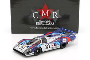 【送料無料】模型車 モデルカー スポーツカー #ルマンporsche 917 lh 21 24h lemans 1971 larrousse, elford 118 cmr