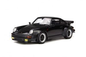 【送料無料】模型車 モデルカー スポーツカー ポルシェターボporsche 911 turbo s schwarz gt spirit gt178