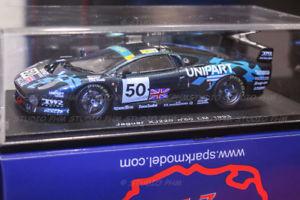 【送料無料】模型車 モデルカー スポーツカー ジャガータワージャガーレーシングルマンニールセンスパークjaguar xj220 n50 twr jaguar racing 24h du mans 93 jnielsen very rar spark 143