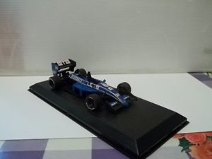 【送料無料】模型車 モデルカー スポーツカー グランプリcpmodel 143 ligier js31 gp del brasile 1988 pilota johansson