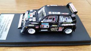 【送料無料】模型車 モデルカー スポーツカー コードネットワークメトロドニゴールラリーレースモータースポーツ code 3 ixo 143 mg metro 6r4 1990 donegal rally race motorsport
