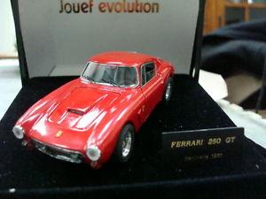 【送料無料】模型車 モデルカー スポーツカー フェラーリjouef evolution 1961 ferrari 250 gt 143 2