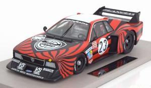 【送料無料】模型車 モデルカー スポーツカー トップマルケスランチアベータモンテカルロ#ニュルブルクリンク118 top marques lancia beta montecarlo 23, nrburgring 1979 rhrl