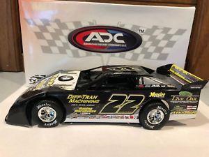 【送料無料】模型車 モデルカー スポーツカー クリスファーガソン#2018 adc chris ferguson 22 124 dirt car 1 of 250