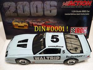 【送料無料】模型車 モデルカー スポーツカー #バドワイザーアクションアーク##5 darrell waltrip 1984 iroc budweiser camaro actionrcca 124 arc *din1 0001*