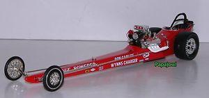 【送料無料】模型車 モデルカー スポーツカー ドンウィン1320 the fuelers don garlits swamp rat x dragster wynns charger 4964 124