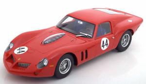 【送料無料】模型車 モデルカー スポーツカー フェラーリキロスパヴァンビアンキ118 cmr ferrari 250 gt drogo 44, 500km spa van ophembianchi 1963