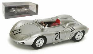 【送料無料】模型車 モデルカー スポーツカー スパークポルシェ#ドイツグランプリエドガーバルトスケールspark s4852 porsche 718rs f2 21 6th german gp 1958 edgar barth 143 scale