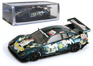 【送料無料】模型車 モデルカー スポーツカー スパークリスタ#ミルスケールspark lister storm 26 mil milhas interlagos 2006 143 scale