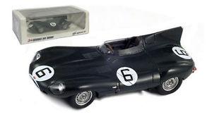 【送料無料】模型車 モデルカー スポーツカー スパークジャガータイプ#ルマンホーソンスケールspark 43lm55 jaguar d type 6 le mans winner 1955 hawthornbueb 143 scale