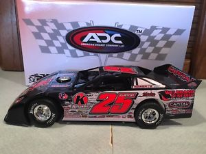 【送料無料】模型車 モデルカー スポーツカー シェーンクラントン#2017 adc shane clanton 25 124 dirt car 1 of 250