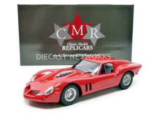 【送料無料】模型車 モデルカー スポーツカー フェラーリcmr 118 ferrari 250 gt drogo 1963 cmr094