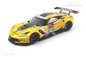 【送料無料】模型車 モデルカー スポーツカー シボレーコルベットルマンマグヌッセンガルシアchevrolet corvette c7r lm 24h le mans 2016 magnussen garcia autoart