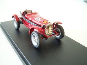 【送料無料】模型車 モデルカー スポーツカー アルファロメオミッレミリアモデルキット#143 alfa romeo p3 8c2600 mille miglia 35 106 winner built by fb models kit