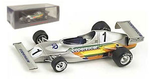 【送料無料】模型車 モデルカー スポーツカー スパークプレゼンテーションスケールspark s3933 copersucar fd01 f1 presentation 1975 143 scale