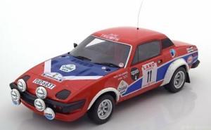 【送料無料】模型車 モデルカー スポーツカー オットーグラムギャラガー118 otto triumph tr7 v8 gr4 gallagherpond 1980